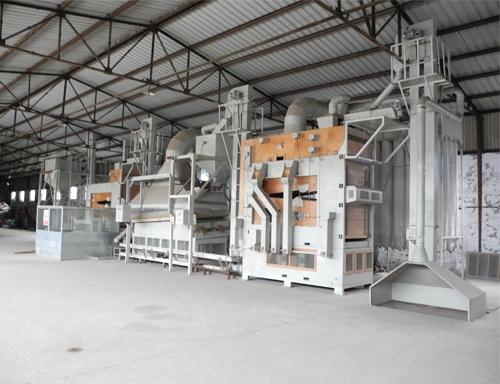 生产玉米种子成套加工生产线